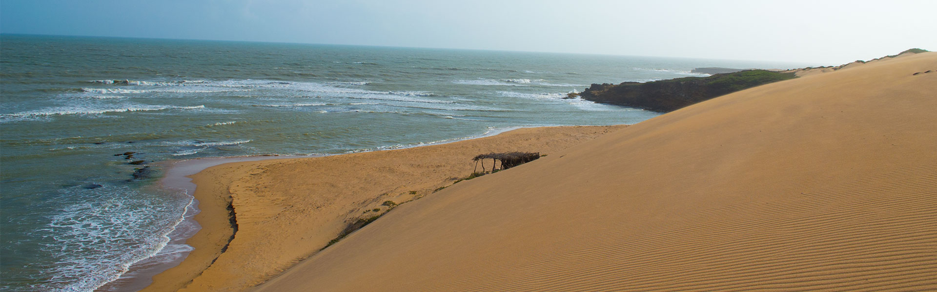 Punta Gallinas Beach Colombia Magic Tour