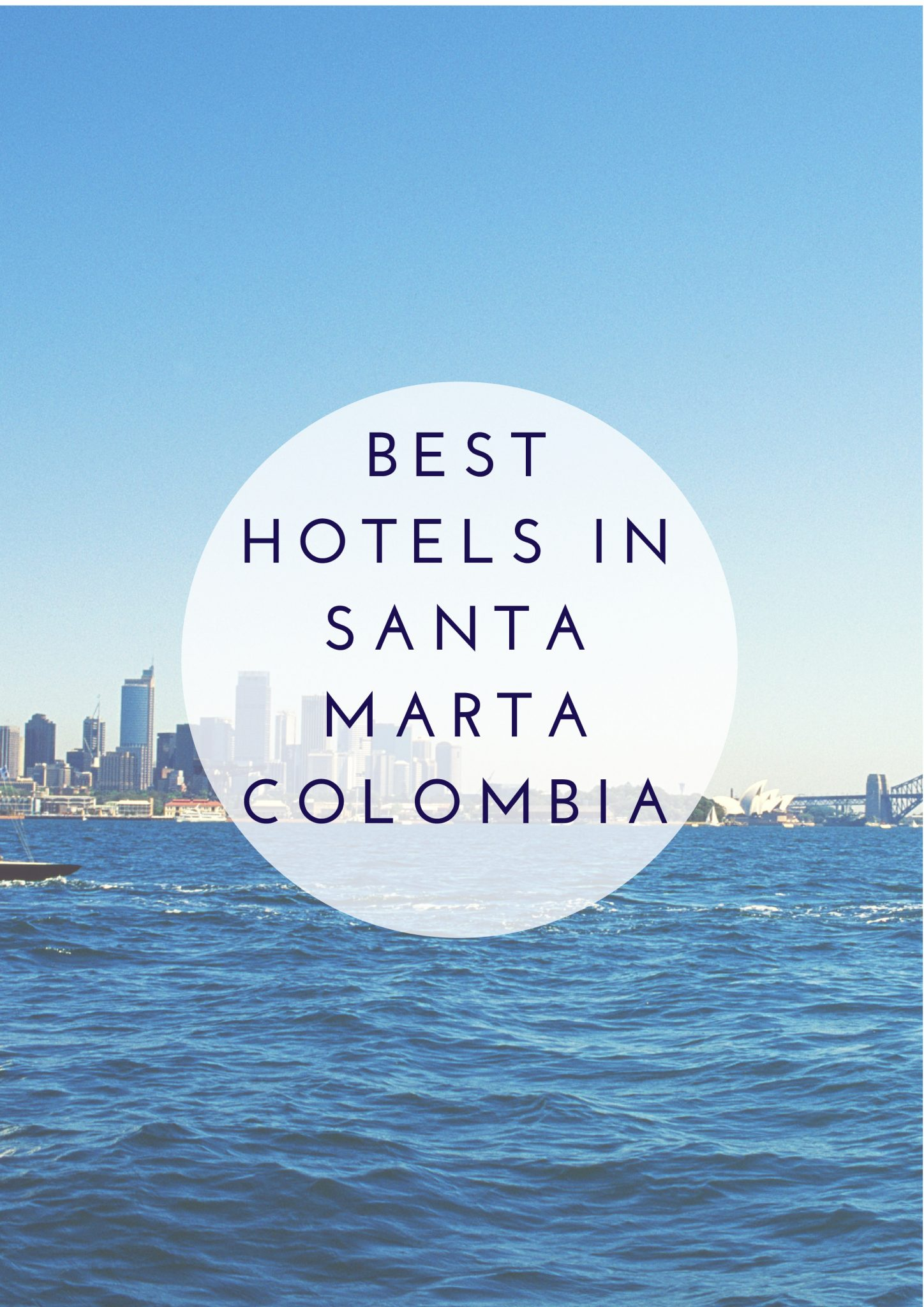 Best 4 hotels in Santa Marta-001