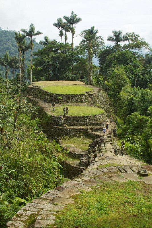 Lost City Trek Colombia