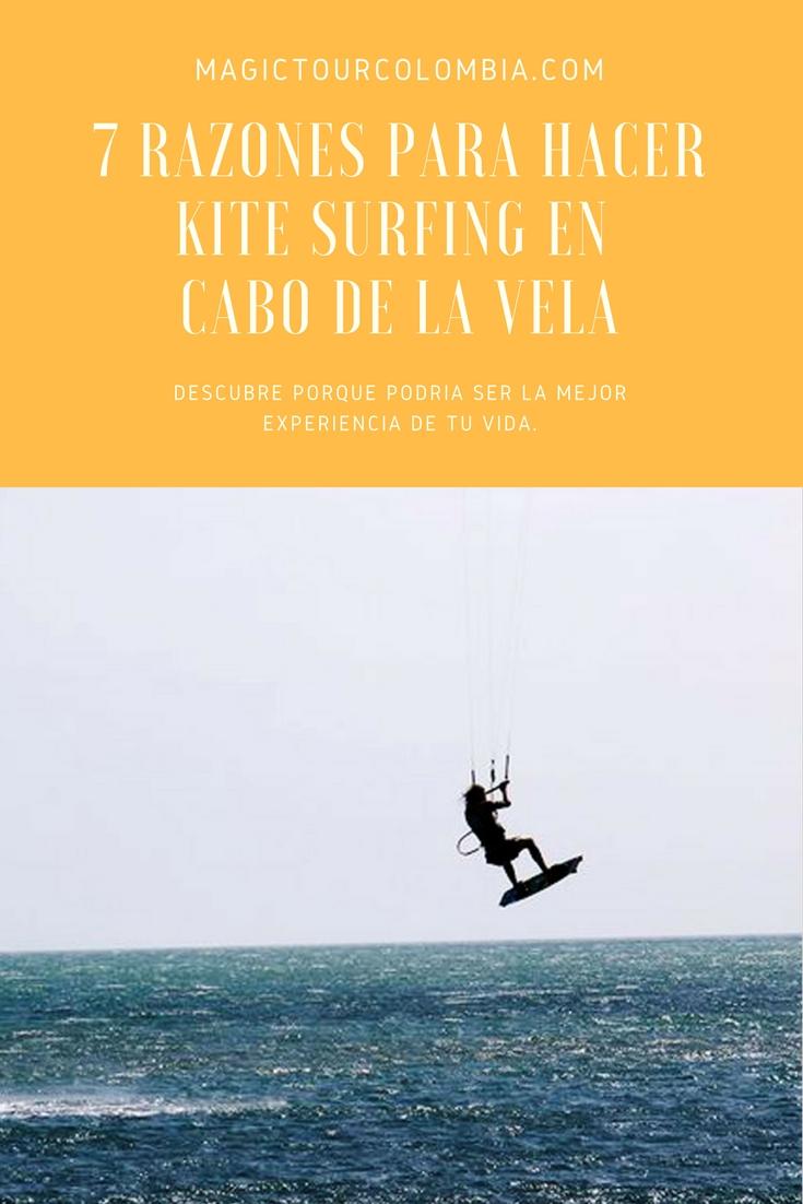 kite surfing cabo de la vela2