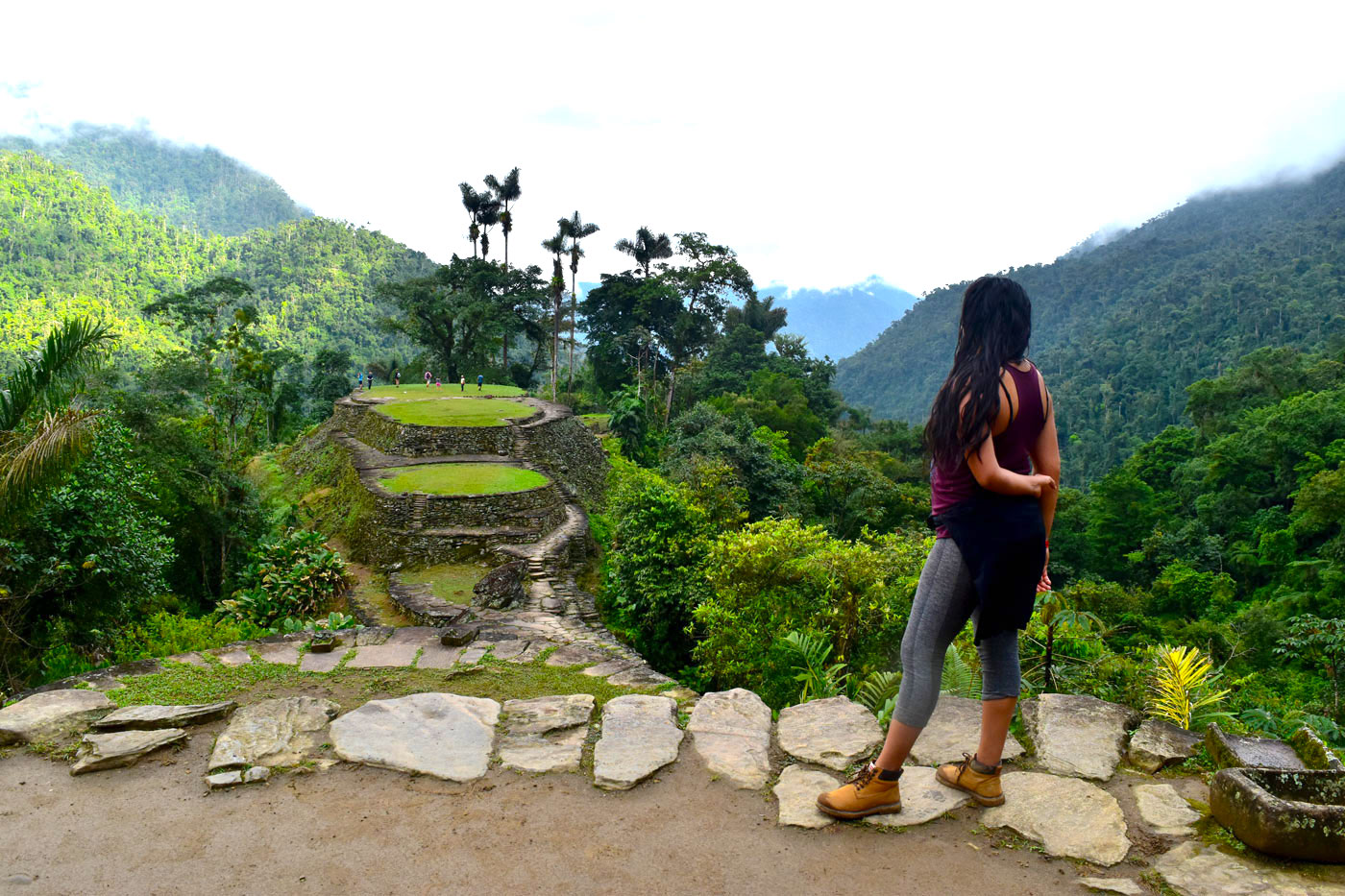 lost city colombia