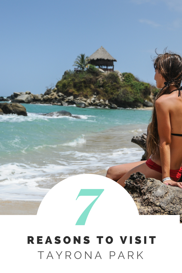 7 reasons to visit tayrona park