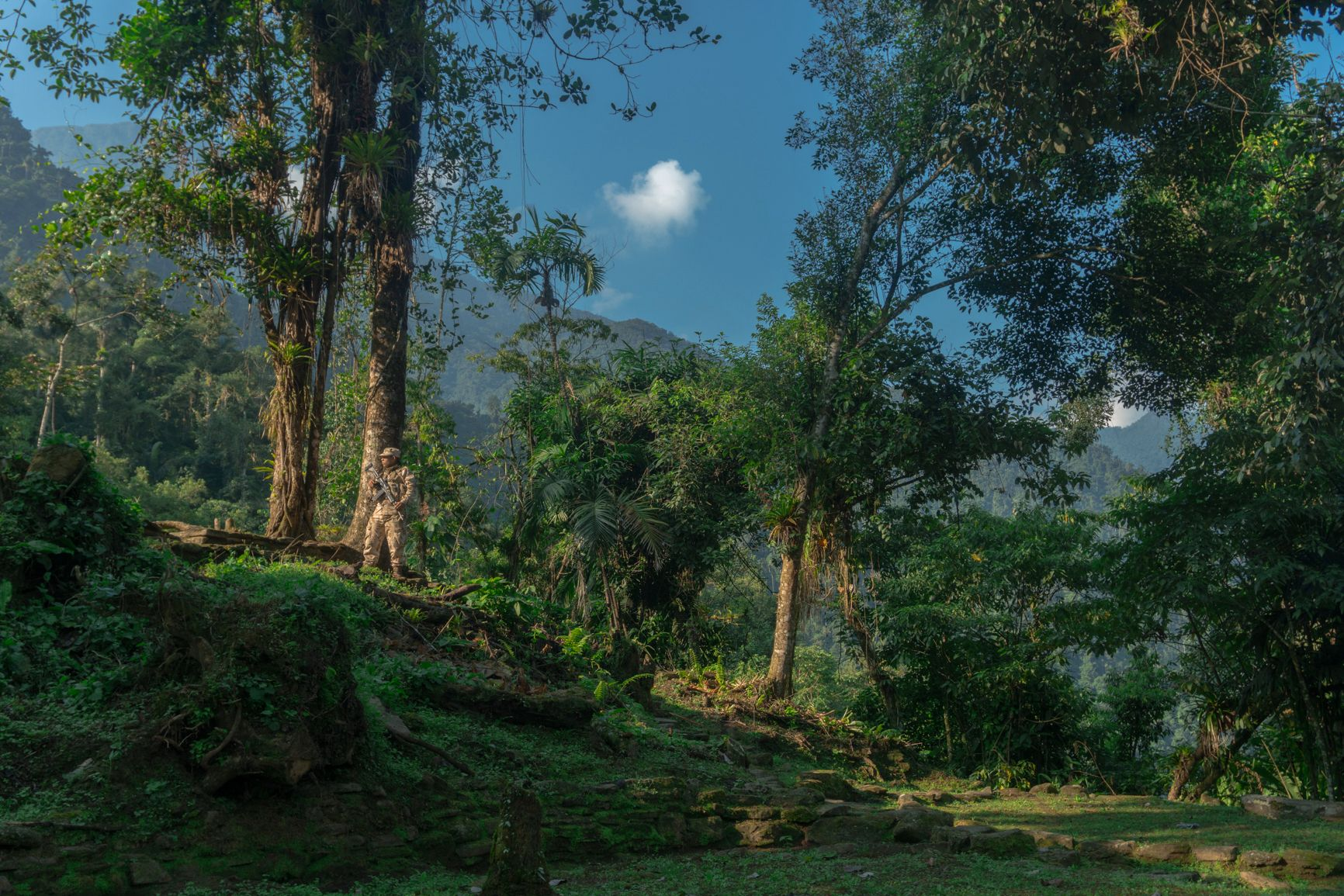 Lost city colombia- magic tour colombia