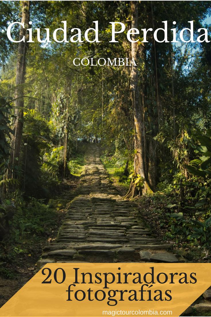 ciudad perdida colombia
