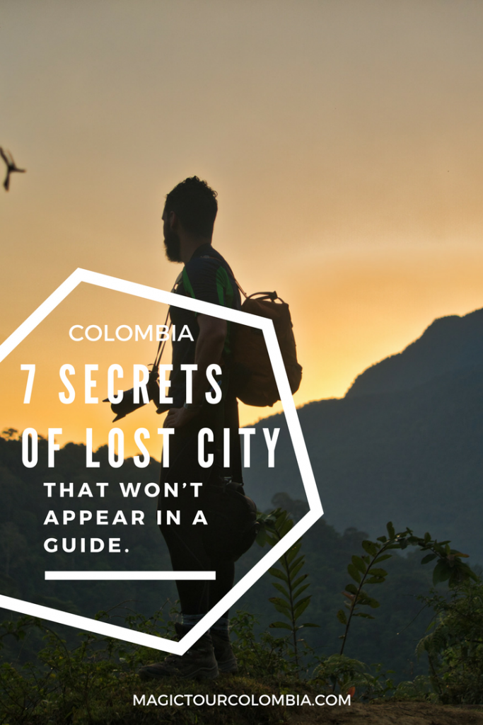 7 secrets of lost city