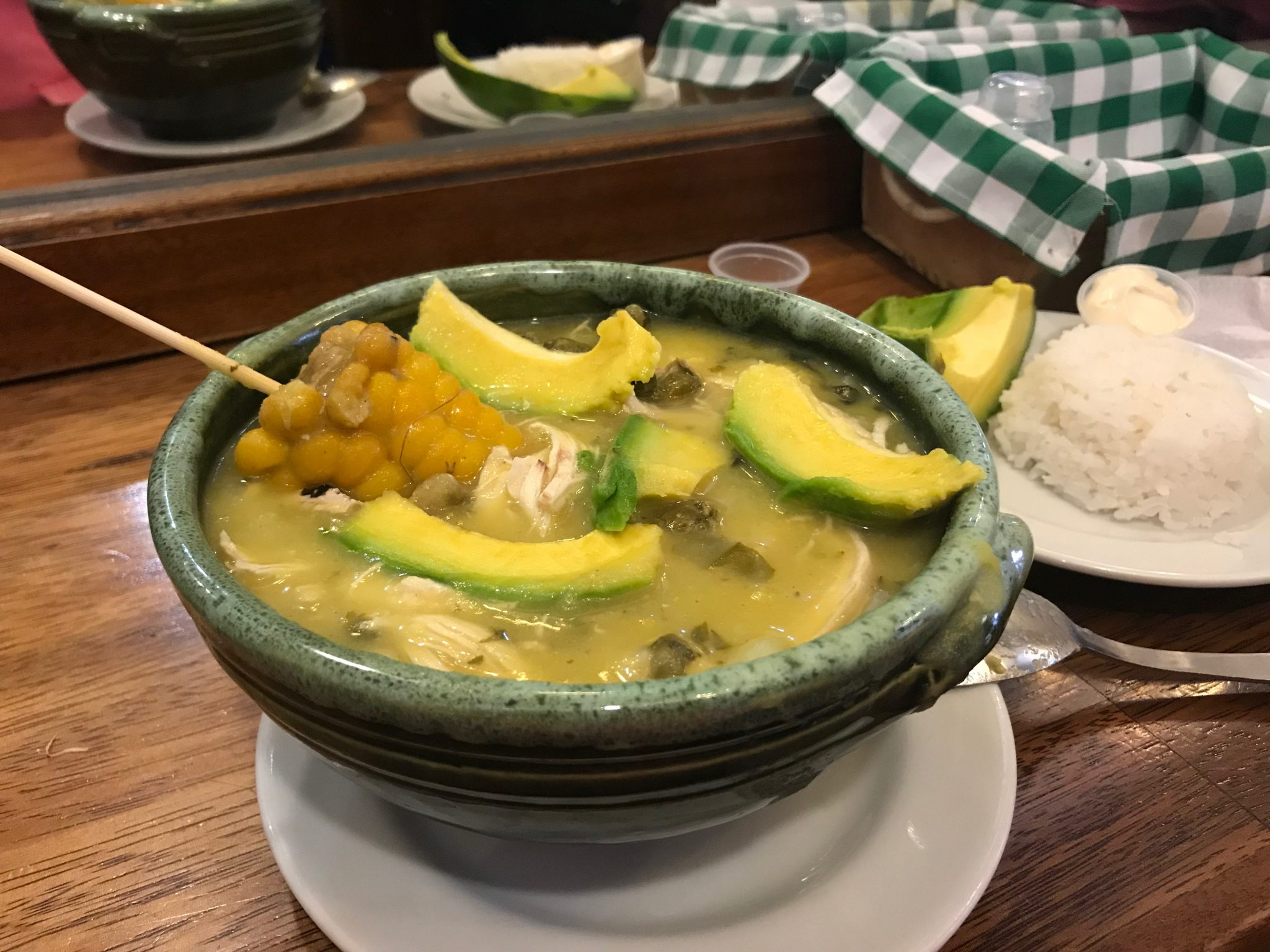 ajiaco colombia