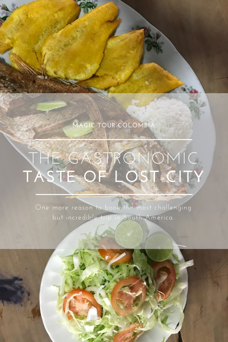 lost city flavours