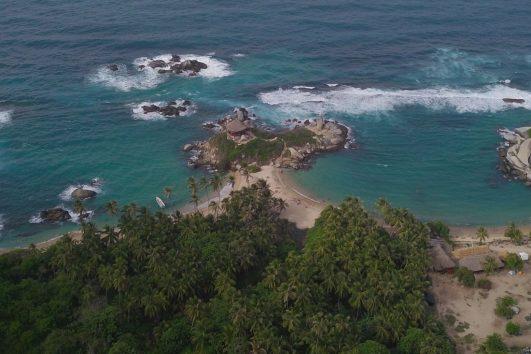 Parque Tayrona Trek- Playa Cabo San Juan