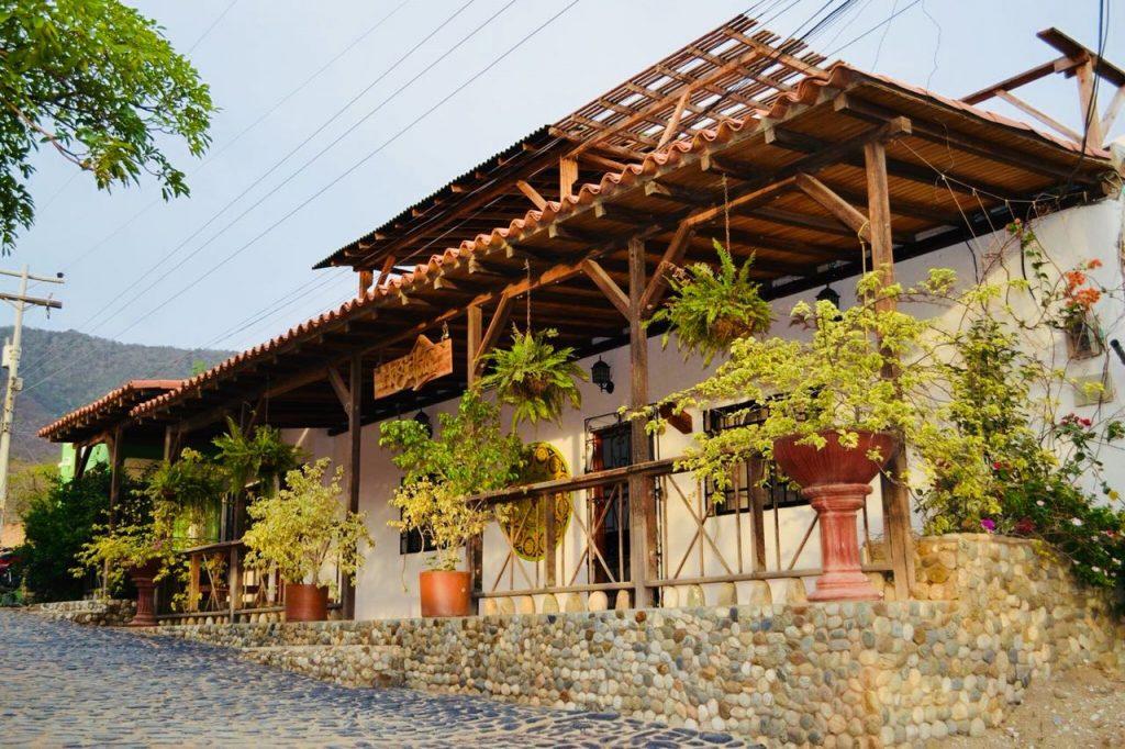 Portada Magic House - Taganga Santa Marta