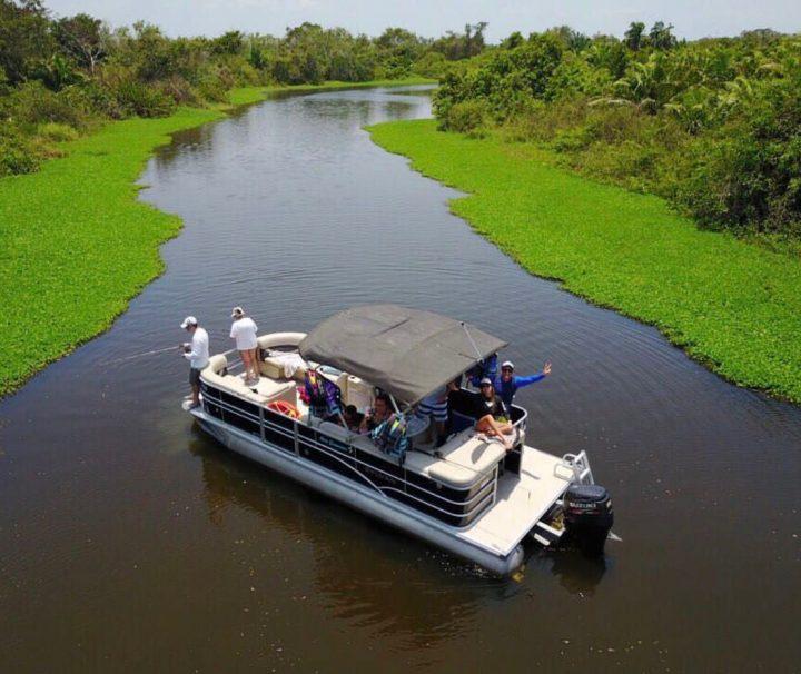 Embarcación Tour a Ciénaga Grande de Santa Marta