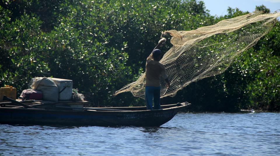 Pescadores Tour a Cienaga Grande de Santa Marta