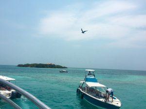 Recorre Islas del Rosario