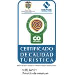 Certificado Calidad Turistica Reservas | Magic Tour Colombia
