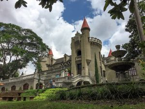 Museo del castillo en Medellin