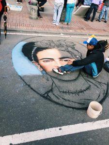 grafitis en bogotá colombia