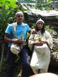 Jose aguilar guia ciudad perdida indigena