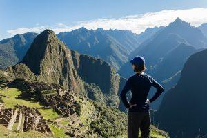 Peru machupichu trekking