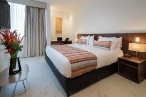 Estandar Doble Matrimonial Baño habitacion | Hotel Best Western Plus