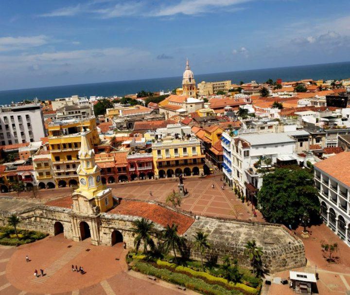 Torre del reloj Cartagena